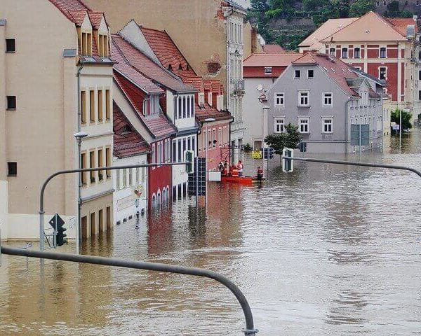 Undgå kælderoversvømmelse